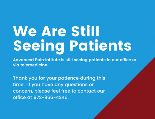 We are still seeing patients